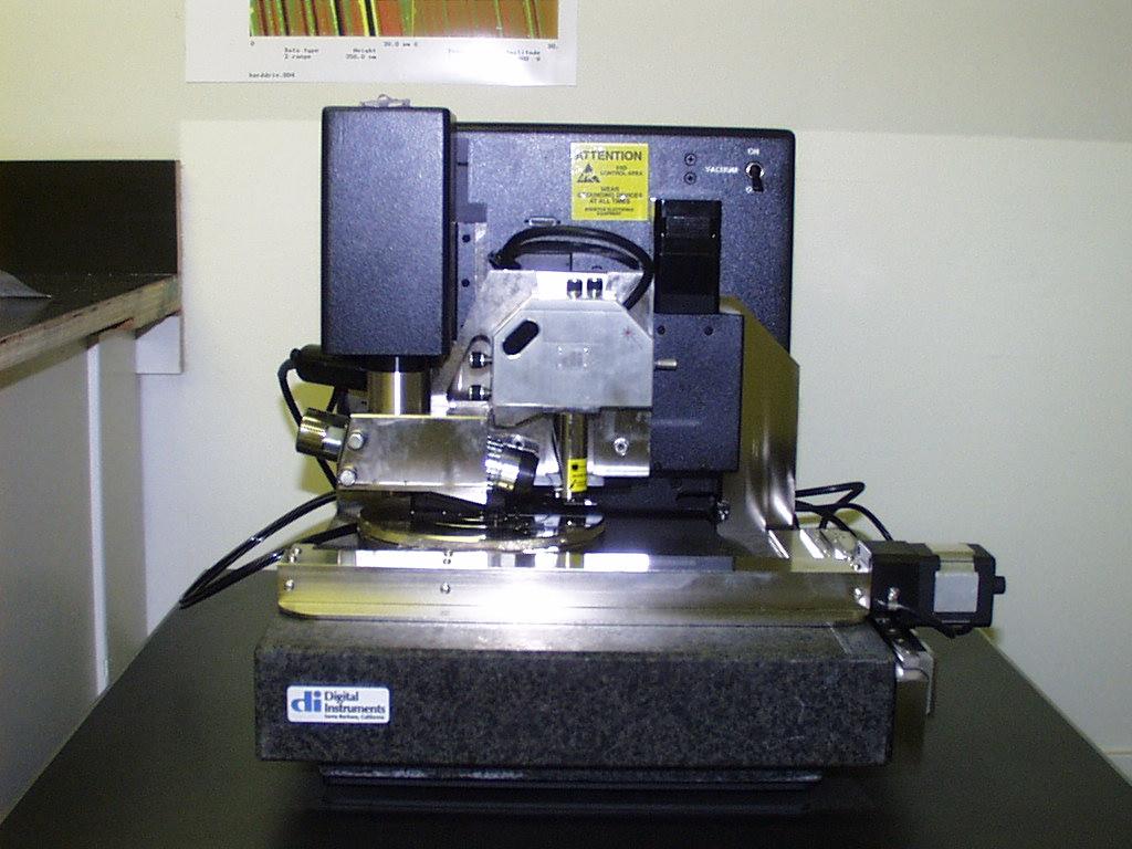 Atomic Force Microscope Laboratory
